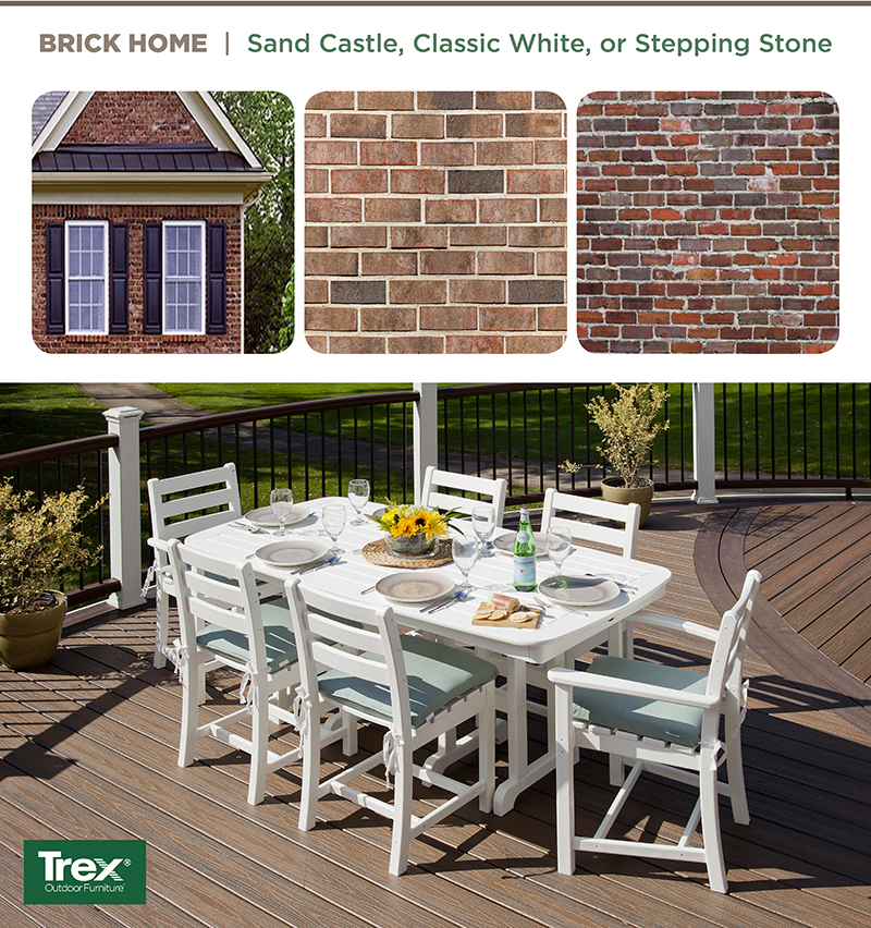 Choosing Outdoor Furniture Based on Your Homes Exterior