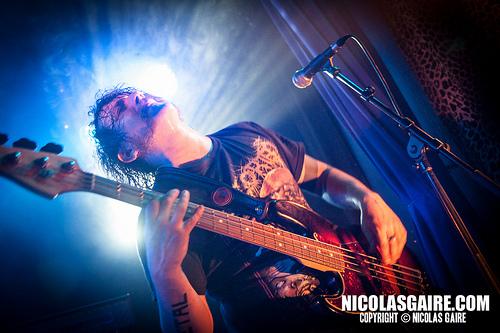 Décès de Julien Dottel, le bassiste de BUKOWSKI