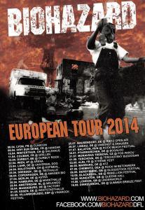 Biohzard-Europe-2014