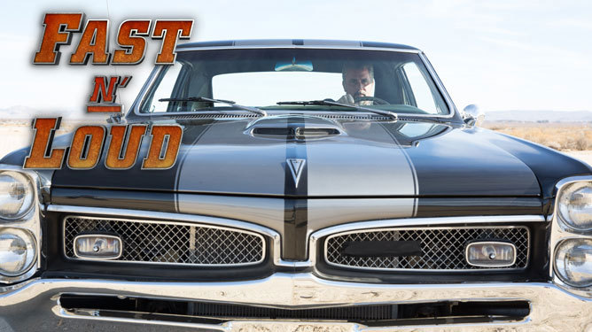 FAST N' LOUD, la saison 5 dispo en streaming !