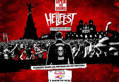 OPEN THE DOORS, le documentaire sur le HELLFEST en VOD