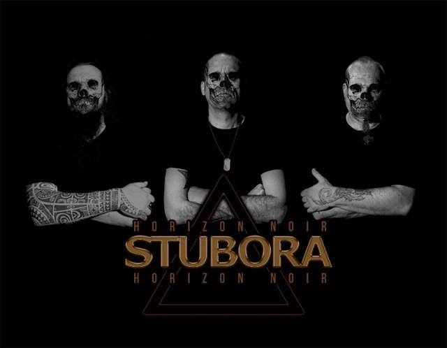 STUBORA dévoile un troisième extrait de son nouvel album Horizon Noir