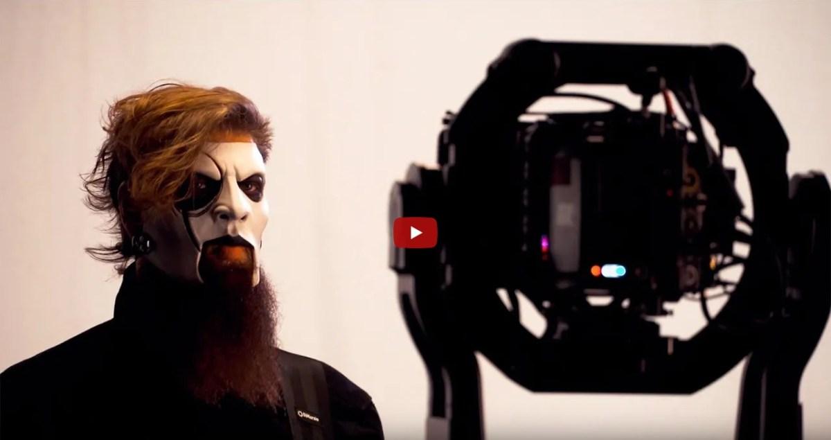 SLIPKNOT publie une vidéo behind the scenes pour «Unsainted»