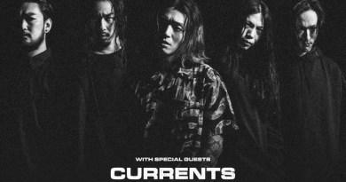 Crystal Lake, Currents et Kingdom Of Giants en tournée en Europe en 2022, une date en France