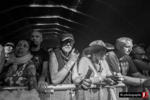 Hawkwind 12 @ Hellfest (Clisson) - 18 juin 2017