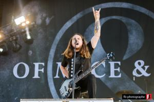 Of Mice and Men 01 @ Hellfest (Clisson) - 18 juin 2017