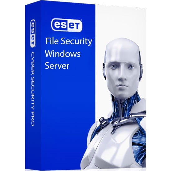 ESET security file server Antivirusni programi