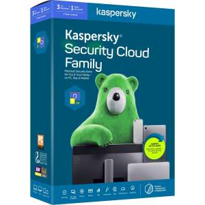 Kaspersky Security Cloud Family