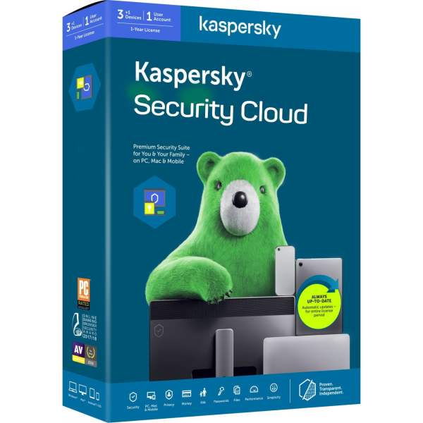 Kasperksy Security Cloud