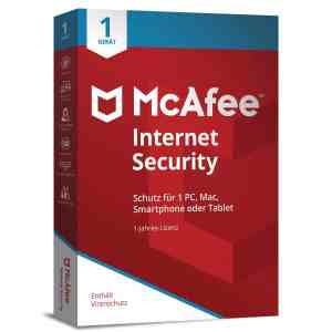 MaAfee Internet Security
