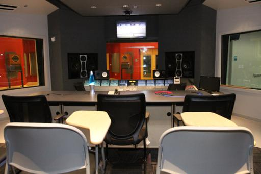 Recording Arts Technology Facilities At Tri C Cleveland Oh