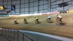Cycling at Newport Velodrome