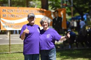 Tri-State Parkinson's Project founders