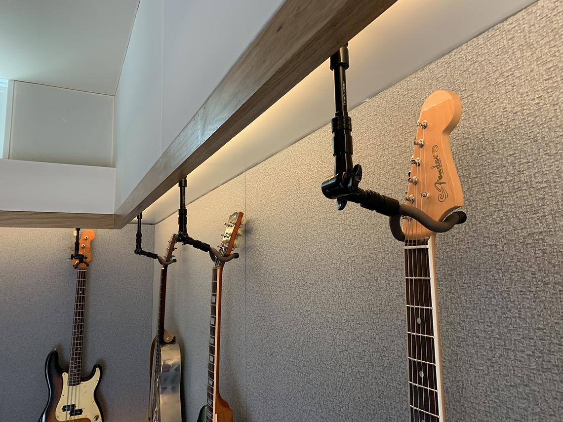 tss2 g string swing guitar hanger short