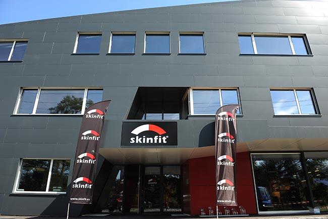 Das Gebäude spiegelt eine österreichische Erfolgsgeschichte wider