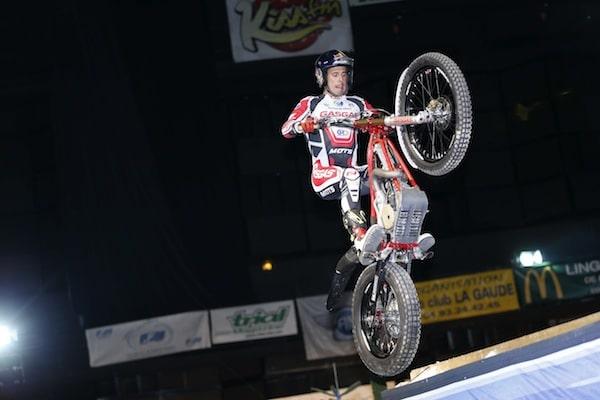 Adam Raga vice-champion du monde X-Trial