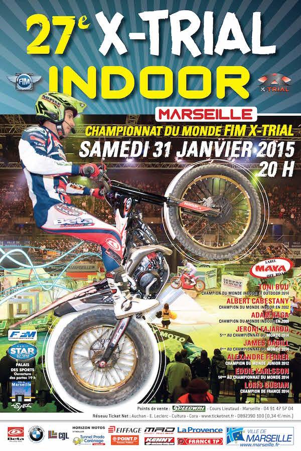 Trial Indoor de Marseille