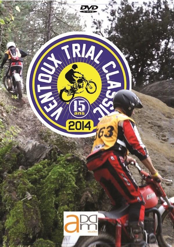 DVD Ventoux Trial Classic
