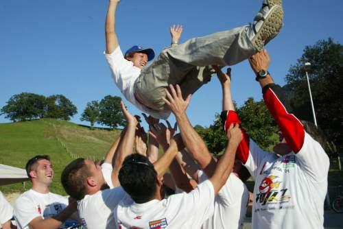 Le sacre en 2004 - © Team HRC