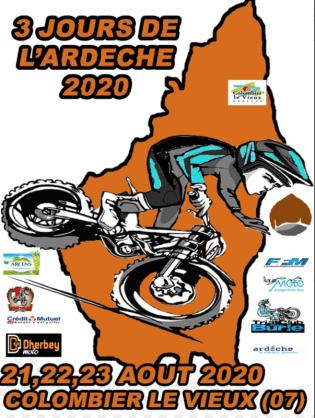 Ardèche 2020