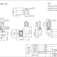 L6 30r Receptacle Wiring Diagram 2005 Chrysler 300 Starter Nema 5 20 Library