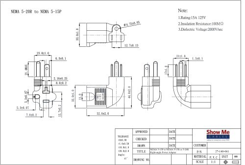 small resolution of nema 5 20r wiring diagram wiring diagram wiring diagram besides nema 6 20r adapter on nema 5 20r wiring