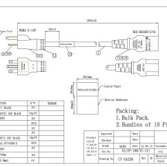Hospital Grade Receptacle Wiring Diagram Mercedes R129 Radio Power Cord 15 Amp 6 To C13 Cable
