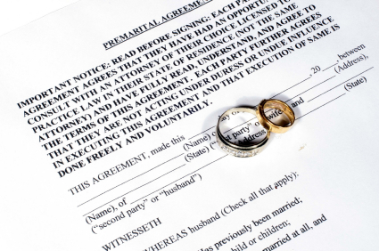 » Prenuptial Agreements