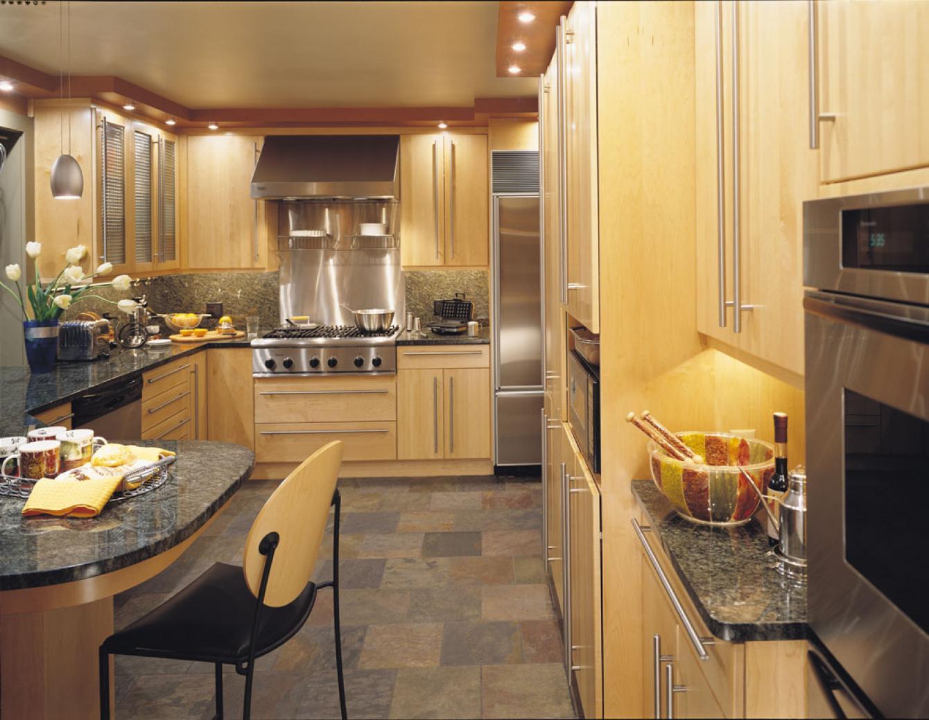 Kitchen Design Triangle