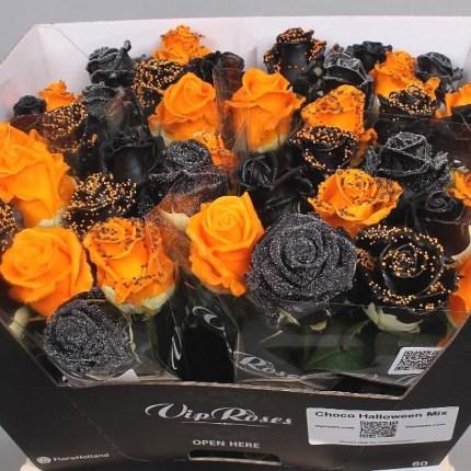 ROSES WAXED CHOCO HALLOWEEN (R351)