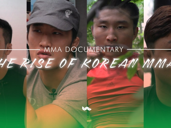 The Rise of korean MMA