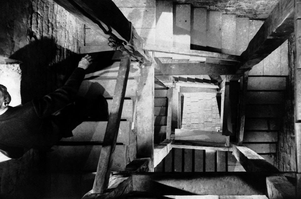 Cine – Composición: Equilibrio entre imágenes