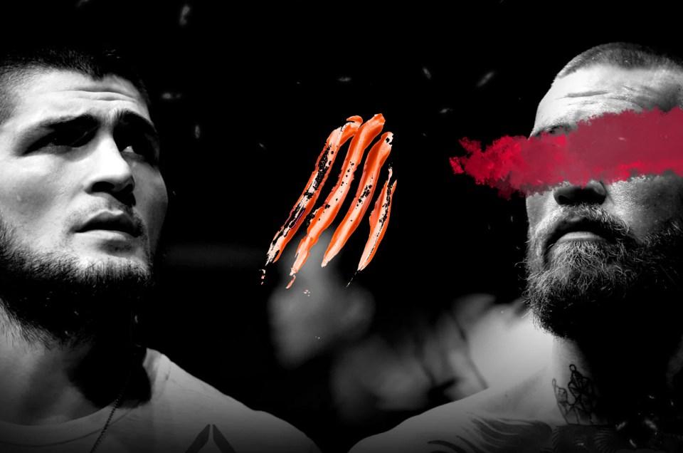 En resumen: Khabib APLASTÓ a McGregor 👊