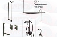 What Height Should a Shower Valve and Spout Be Set At