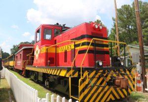 triangle s train new