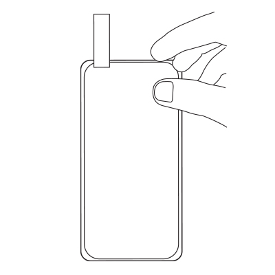 Glass Screen Protector Installation Guide for Samsung