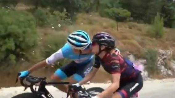 most romantic moments of cycling