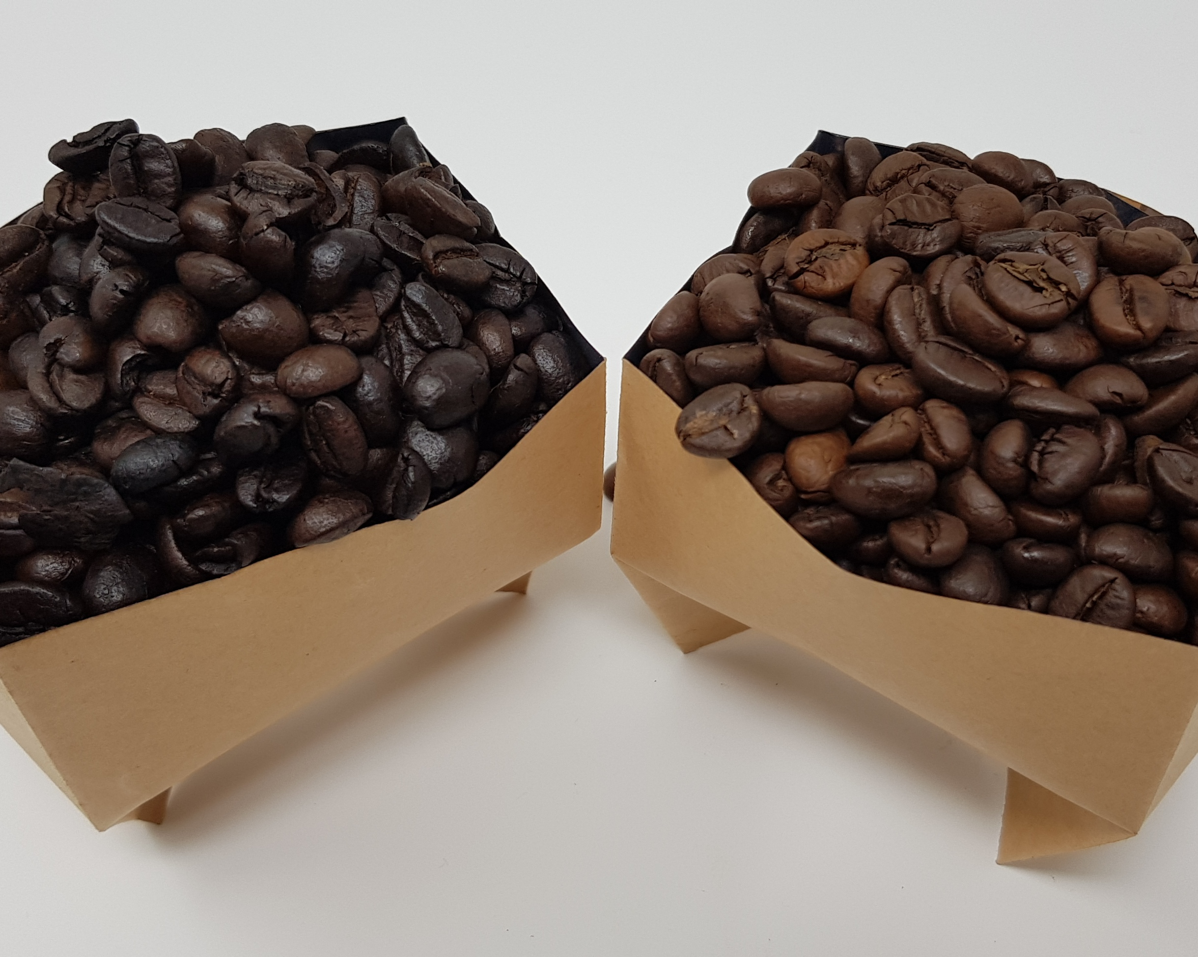 Arabica 50% Robusta 50% Coffee Beans
