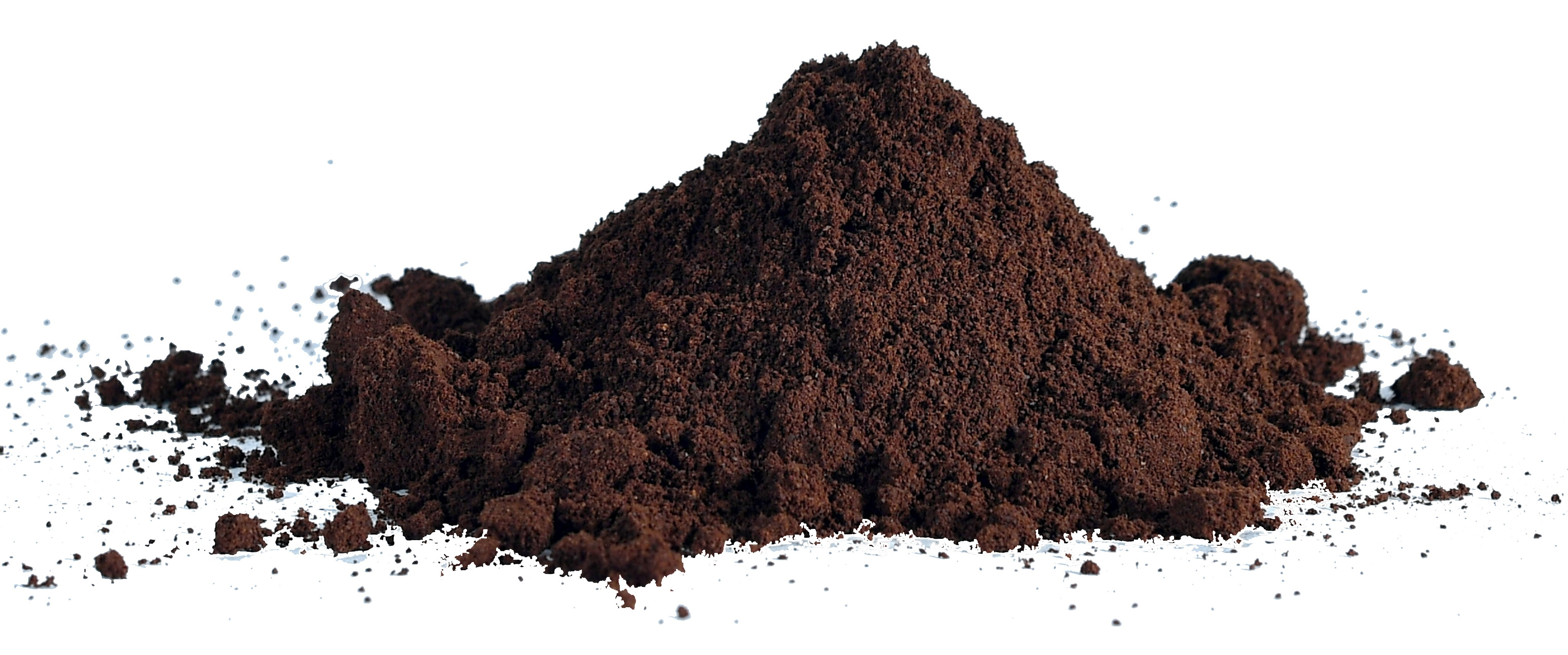 Fine Ground Coffee Powder