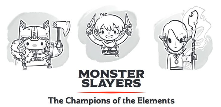 D&D for Kids? Monster Slayers: The Champions of the