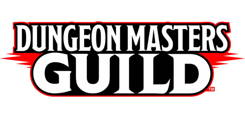 Image result for DM's Guild logo
