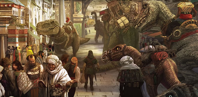 TOMB OF ANNIHILATION Preview  Next DD Storyline  Tribality