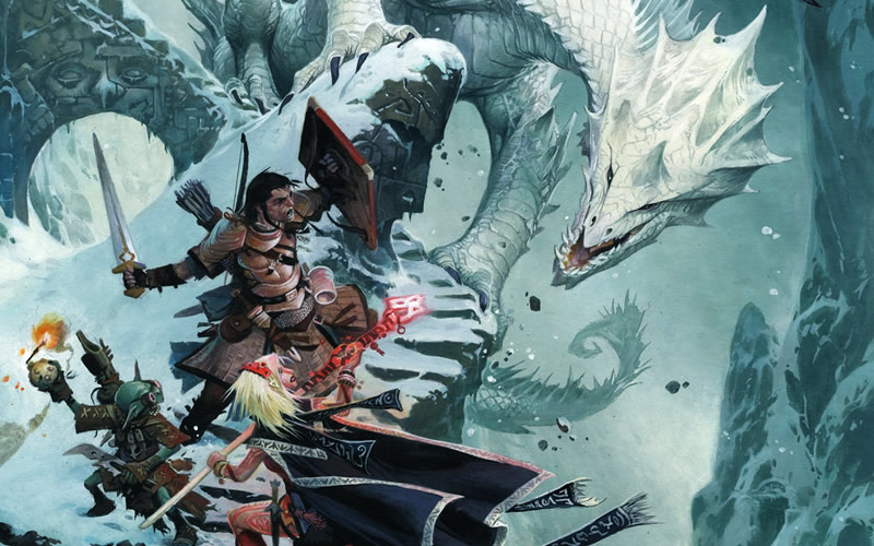10 Things to Know About the Pathfinder 20 Playtest  Tribality