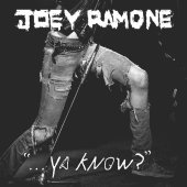 Joey Ramone - ya know - Cover