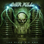Overkill - The Electric Age Album Cover