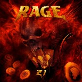 Rage - 21 Cover