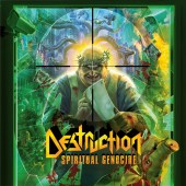 Destruction - Spiritual Genocide - Artwork