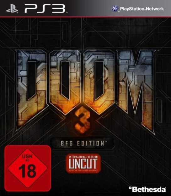 Doom 3 BFG Edition - Tribe Online Magazin