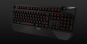 Tesoro Durandal Ultimate G1NL Led Backlit Mechanical Gaming Keyboard