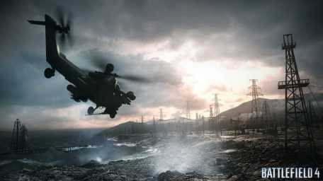 Battlefield 4 - Fishing in Baku screen 1 - Tribe Online Magazin